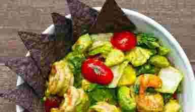 awokado sałatka